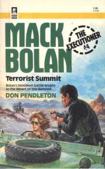 Terrorist Summit - Don Pendleton,Steven M. Krauzer