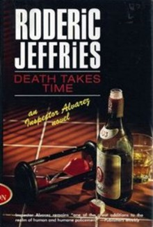 Death Takes Time - Roderic Jeffries