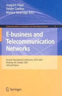 E-Business and Telecommunication Networks - Helder Coelhas, Helder Coelhas