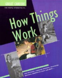 Great Careers for People Interested in Howthings Work - Peter Richardson, Bob Richardson