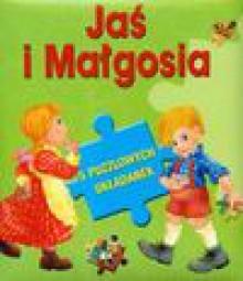 Jaś i Małgosia. 5 puzzlowych układanek - Agnieszka Frączek