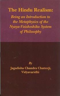 Hindu Realism - Jagadisha Vidyavaridhi