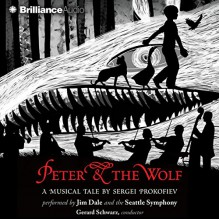 Peter and the Wolf - Sergei Prokofiev, Jim Dale, Brilliance Audio