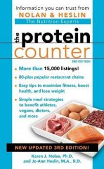 The Protein Counter - Karen J. Nolan, Jo-Ann Heslin