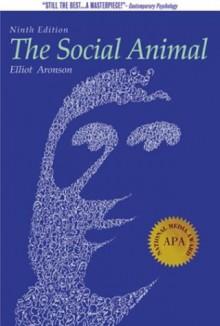 The Social Animal - Elliot Aronson