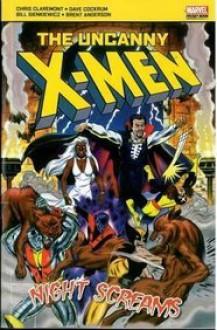 The Uncanny Xmen: Night Screams - Various
