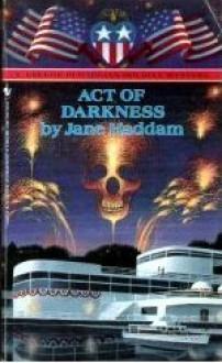 Act Of Darkness - Jane Haddam