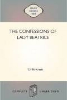 Confessions of Lady Beatrice - Unknown