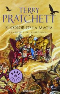 El color de la magia (Mundodisco, #1) - Terry Pratchett, Cristina Macía