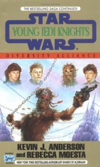Diversity Alliance - Kevin J. Anderson, Rebecca Moesta