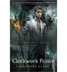 Clockwork Prince - Cassandra Clare