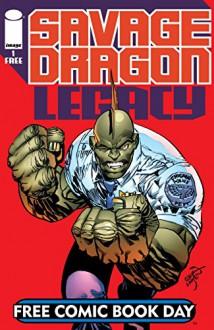 FCBD 2015: Savage Dragon Legacy - Erik Larsen,Erik Larsen
