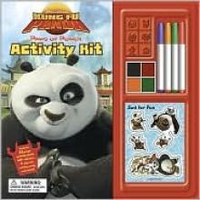 Paws of Power Activity Kit (Kung Fu Panda) - Sheena Chihak
