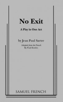 No Exit - Jean-Paul Sartre