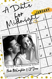 A Date for Midnight (The Dating Series # 1) - L.P. Dover,Heidi McLaughlin