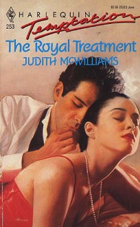 The Royal Treatment - Judith McWilliams