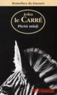 PIEŚŃ MISJI WYD.KIESZONKOWE - John Le Carré