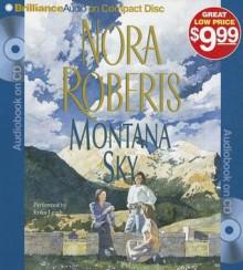 Montana Sky (Audiocd) - Erika Leigh, Nora Roberts