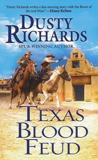 Texas Blood Feud (Audio) - Dusty Richards, Brian Hutchison