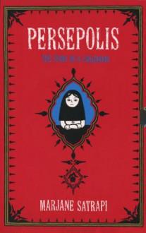 Persepolis Boxed Set - Marjane Satrapi