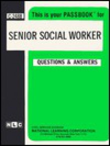 Senior Social Worker - Jack Rudman, National Learning Corporation