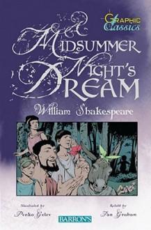 A Midsummer Night's Dream - Penko Gelev, Ian Graham, William Shakespeare