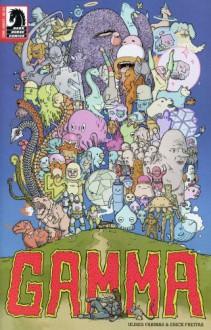 Gamma One-Shot Comic Book 2013 - Dark Horse - Ulises Farinas