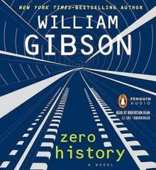 Zero History (Bigend, #3) - Robertson Dean, William Gibson