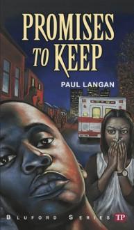 Promises to Keep - Paul Langan