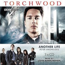 """Torchwood"", Another Life - Peter Anghelides, John Barrowman"