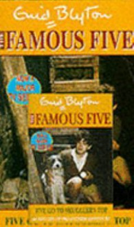 Five Go To Smuggler's Top (Famous Five Book & Tape Pack) - Enid Blyton