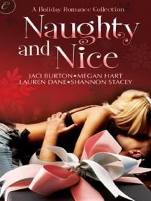 Naughty and Nice: A Holiday Romance Collection - Jaci Burton,Shannon Stacey,Angela James,Lauren Dane,Megan Hart