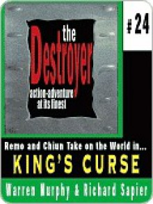 King's Curse (The Destroyer, #24) - Warren Murphy, Richard Ben Sapir