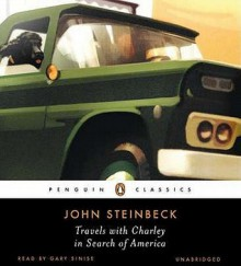 Travels with Charley (MP3 Book) - John Steinbeck, Gary Sinese
