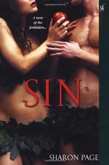 Sin - Sharon Page