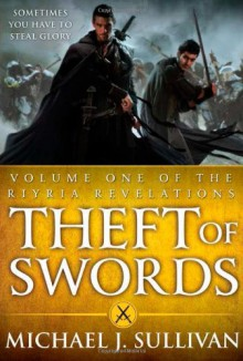 Theft of Swords (Riyria Revelations) - Michael J. Sullivan
