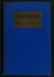 XLI Poems - E.E. Cummings
