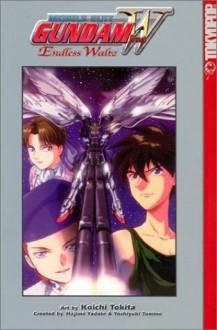 Gundam Wing - Hajime Yatate, Kouichi Tokita, Yoshiyuki Tomino