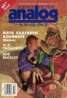 Analog Science Fiction/Science Fact Mid-December, 1990 - Stanley Schmidt