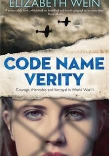 Code Name Verity - Elizabeth Wein