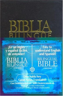 Dios Habla Hoy-Bilingue- Deut- Negro (Tab Index) - Anonymous