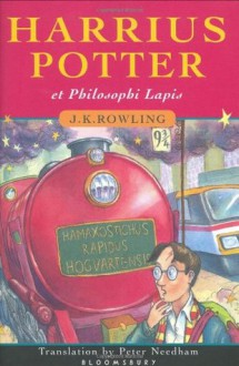 Harrius Potter et Philosophi Lapis - Peter Needham, J.K. Rowling