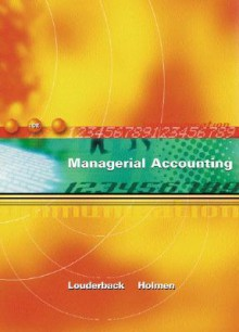 Managerial Accounting - Joseph G. Louderback