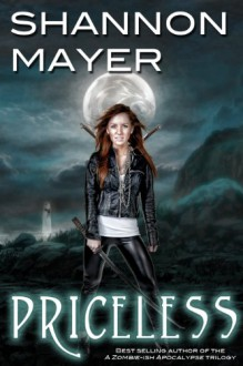 Priceless (A Sexy Urban Fantasy Mystery) - Shannon Mayer