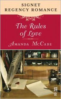 The Rules of Love - Amanda McCabe