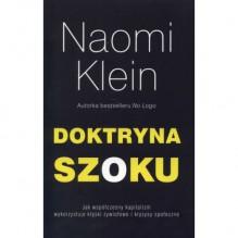 Doktryna szoku - Naomi Klein
