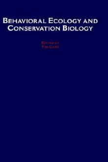 Behavioral Ecology and Conservation Biology - Tim Caro