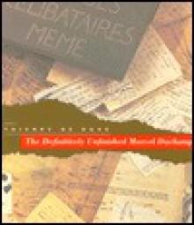 The Definitely Unfinished Marcel Duchamp - Thierry De Duve