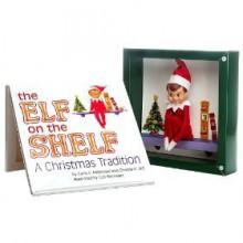 Elf on the Shelf (The Elf on the Shelf: A Christmas Tradition, Volume 1) - Carol V. Aebersold