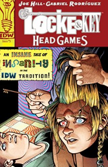 Locke and Key: Head Games #3 - Joe Hill, Gabriel Rodriguez